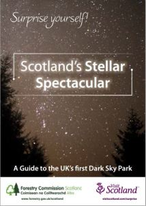 The Dark Sky Park Booklet